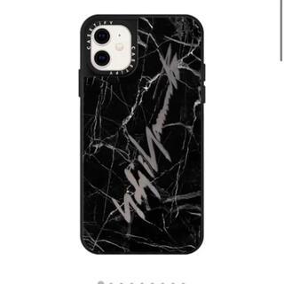 ヨウジヤマモト(Yohji Yamamoto)のCASETIFY Yohji Yamamoto iPhone 12 12pro(iPhoneケース)