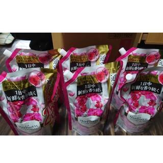 ピーアンドジー(P&G)のレノアハピネスアンティークローズ&フローラルの香り1055ml 6本セット詰替用(洗剤/柔軟剤)