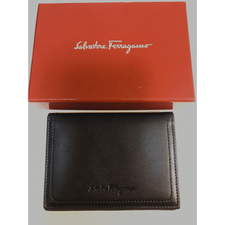 Salvatore Ferragamo - SalvatoreFerragamoサルヴァトーレフェラガモ定期入れ パスケース