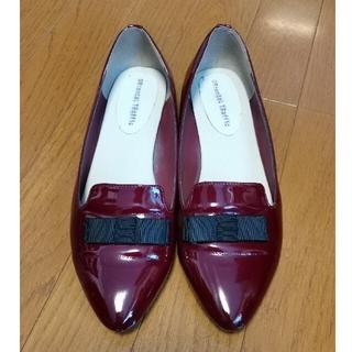 オリエンタルトラフィック(ORiental TRaffic)のオリエンタルトラフィックレインパンプスレッド(レインブーツ/長靴)