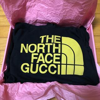 グッチ(Gucci)のGucci×the north face(パーカー)