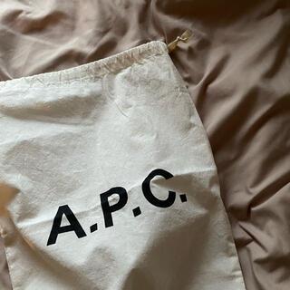 アーペーセー(A.P.C)のAPC アーペーセ 巾着(ショップ袋)