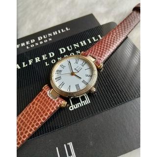 ダンヒル(Dunhill)のdunhill腕時計 レディースクォーツ(腕時計)