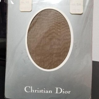 クリスチャンディオール(Christian Dior)の【新品未使用】Christian Dior ストッキング(タイツ/ストッキング)