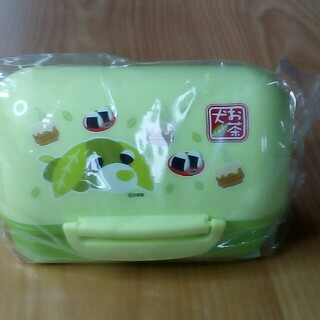 イトウエン(伊藤園)のお茶犬おにぎりお弁当箱(弁当用品)