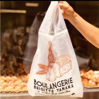 ビューティアンドユースユナイテッドアローズ(BEAUTY&YOUTH UNITED ARROWS)の新品 ブリジットタナカ オーガンジー エコバッグ パン屋(エコバッグ)