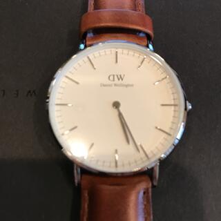 ダニエルウェリントン(Daniel Wellington)の新品同様 ダニエルウェリントン 腕時計 ユニセックス(腕時計(アナログ))