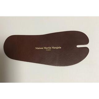 マルタンマルジェラ(Maison Martin Margiela)のMartin Margiela マルタンマルジェラ 足袋 タビ しおり 栞(その他)