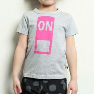 ラゲッドワークス(RUGGEDWORKS)のRUGGEDWORKS 切替スイッチON 半袖 Tシャツ 130cm グレー(Tシャツ/カットソー)