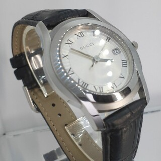 グッチ(Gucci)のGUCCI グッチ メンズ腕時計(腕時計(アナログ))