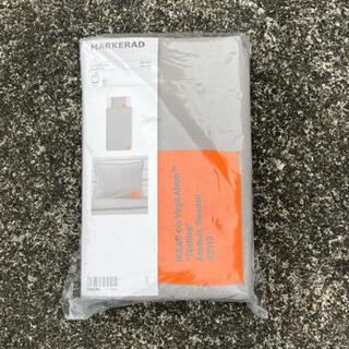 オフホワイト(OFF-WHITE)の限定IKEA×Virgil Abloh MARKERAD 布団カバー &枕カバー(シーツ/カバー)