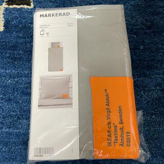 イケア(IKEA)の限定IKEA×Virgil Abloh MARKERAD 布団カバー &枕カバー(シーツ/カバー)