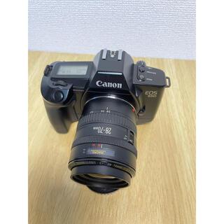 キヤノン(Canon)のCanon Eos650と28-70mmレンズ(フィルムカメラ)
