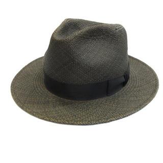 マイゼル MAYSER パナマ ハット 帽子 ドイツ製 59cm(その他)