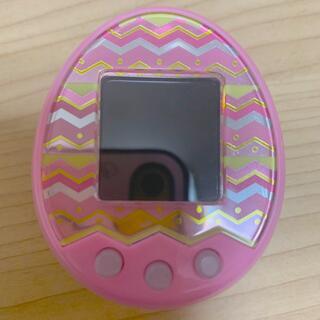 バンダイナムコエンターテインメント(BANDAI NAMCO Entertainment)のたまごっちみくす ピンク(携帯用ゲーム機本体)