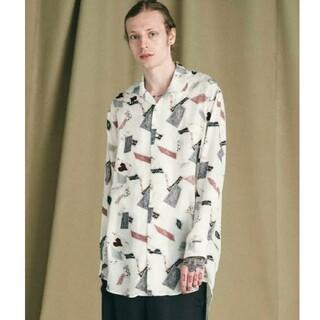 イロコイ(Iroquois)のIroquois DEAD CARD オープンカラ―ビッグシャツ(シャツ)