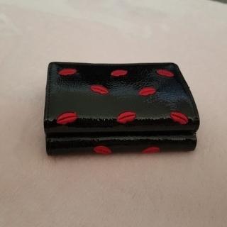 キャセリーニ(Casselini)の【CASSELINI】ミニ財布 (三つ折り)(財布)