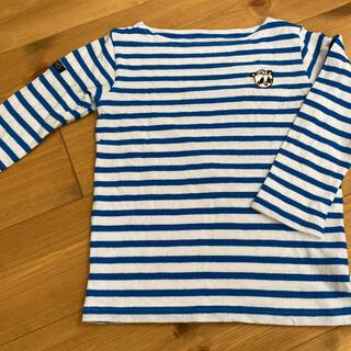 グラグラ(GrandGround)の110cm グラグラ ボーダーT ロンT 長袖(Tシャツ/カットソー)
