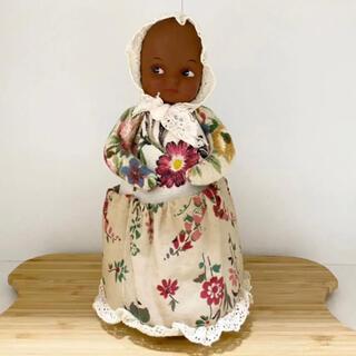 アッシュペーフランス(H.P.FRANCE)のTHE MAGPIE AND THE WARDROBE☆ヴィンテージドール(人形)