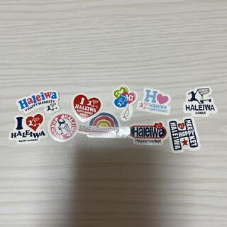 ハレイワ(HALEIWA)のHALEIWA stickerシール(シール)