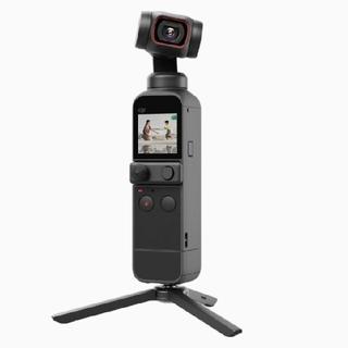 ゴープロ(GoPro)のDJI DJI Pocket 2 Creator Combo+対応クリップ(コンパクトデジタルカメラ)