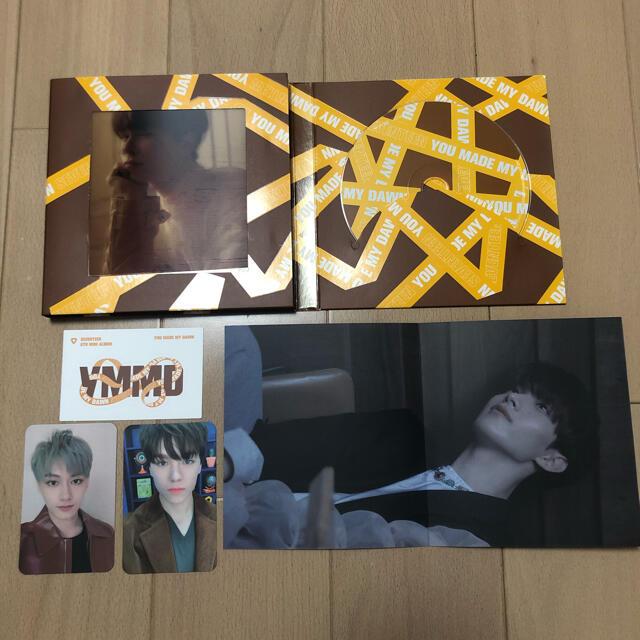 SEVENTEEN(セブンティーン)のseventeen minialbum 『YOU MADE MY DAWN』 エンタメ/ホビーのCD(K-POP/アジア)の商品写真