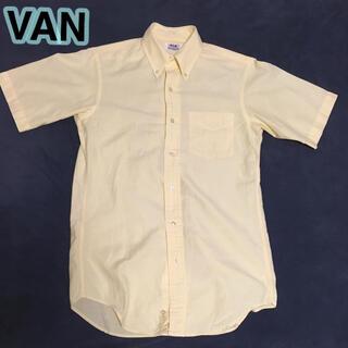 VAN Jacket - VAN 半袖ボタンダウンシャツ