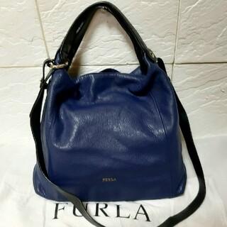フルラ(Furla)の【美品 最終値下げ】Fulra エリザベス2wayバッグ(ショルダーバッグ)
