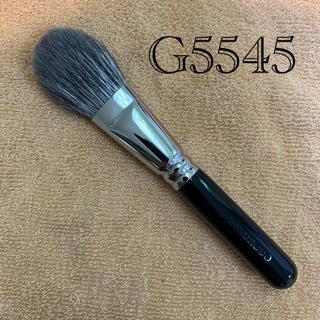 白鳳堂 チークブラシ G5545 【灰リス・山羊】
