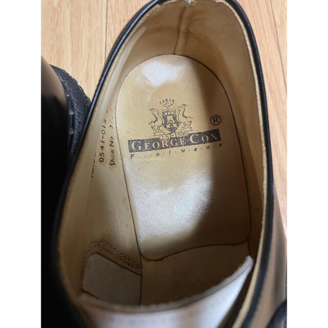 GEORGE COX(ジョージコックス)のGEORGE COX  size8 メンズの靴/シューズ(その他)の商品写真