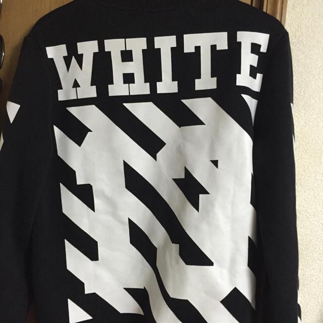 OFF-WHITE(オフホワイト)のoff-white トレーナー メンズのトップス(スウェット)の商品写真
