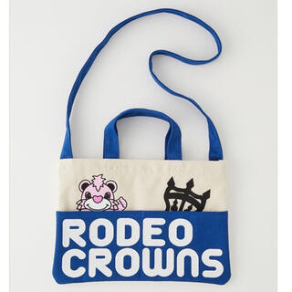 RODEO CROWNS WIDE BOWL - キッズ サコッシュ