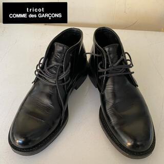 コムデギャルソン(COMME des GARCONS)の【tricot COMME des GARCONS】レースアップシューズ(ローファー/革靴)