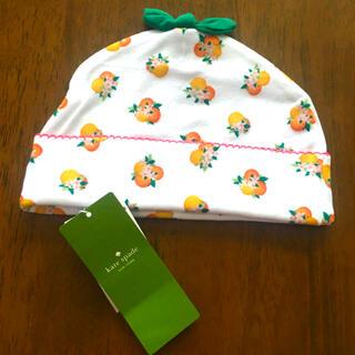 ケイトスペードニューヨーク(kate spade new york)のケイトスペードニューヨーク ベビー帽子(帽子)