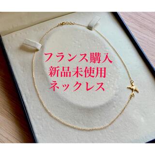 ミキモト(MIKIMOTO)の新品未使用 ツバメ ネックレス(ネックレス)