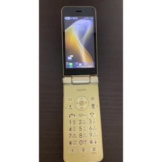 アクオス(AQUOS)のAQUOS携帯電話 601SH(携帯電話本体)