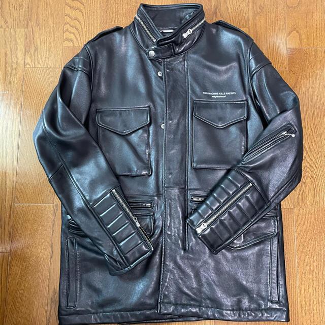 NEIGHBORHOOD(ネイバーフッド)のNEIGHBORHOOD 18AW M-65.EM/SL-JKT メンズのジャケット/アウター(ミリタリージャケット)の商品写真