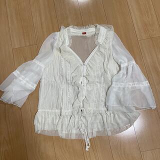 ダブルスタンダードクロージング(DOUBLE STANDARD CLOTHING)のダブルスタンダード♡ブラウス(シャツ/ブラウス(長袖/七分))