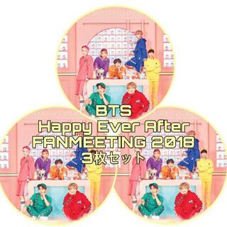 ボウダンショウネンダン(防弾少年団(BTS))のBTS 4th MUSTER Happy Ever After In Seoul(ドキュメンタリー)