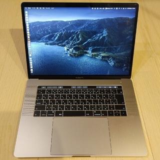 マック(Mac (Apple))の鹿子様 専用 Macbook Pro 2019 15インチ 上位モデル(ノートPC)