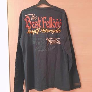 ノートン(Norton)のNorton ノートン Tシャツ長袖 XXL(Tシャツ/カットソー(七分/長袖))