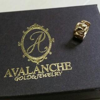 アヴァランチ(AVALANCHE)のアバランチ アヴァランチ avalanche 10k マイアミ ピアス(ピアス(片耳用))