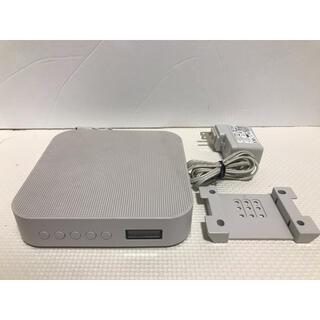 ムジルシリョウヒン(MUJI (無印良品))の無印良品 壁掛け式Bluetoothスピーカー MJBTS-1(スピーカー)