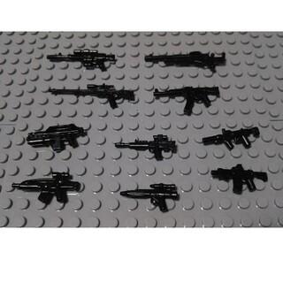 レゴ LEGO 互換 武器 銃 インスタ映え 戦争 父の日 クーポン プレゼント(ミリタリー)