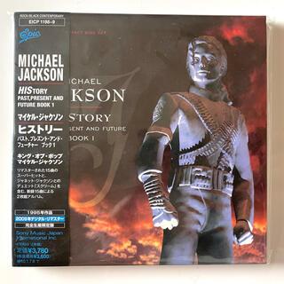 ソニー(SONY)のマイケルジャクソン ヒストリー パスト,プレズント・アンド・フューチャー(ポップス/ロック(洋楽))