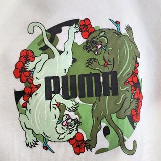 プーマ(PUMA)のPUMA ロンT Mサイズ(Tシャツ(長袖/七分))