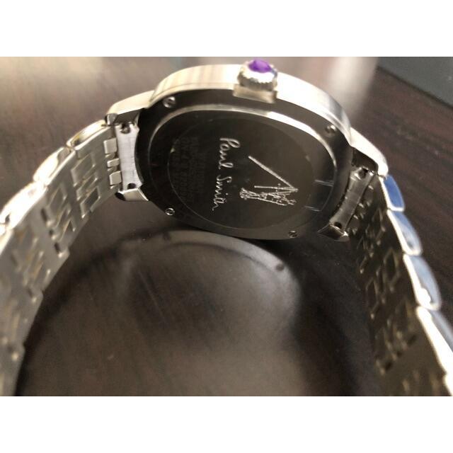Paul Smith(ポールスミス)のポールスミス スイスコレクション Kingston メンズ腕時計 メンズの時計(金属ベルト)の商品写真