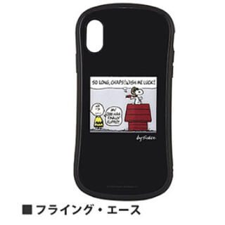 PEANUTS - スヌーピー スマホケース iPhone