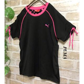 プーマ(PUMA)のPUMA  トップス スポーツウェア 刺繍ロゴ(その他)