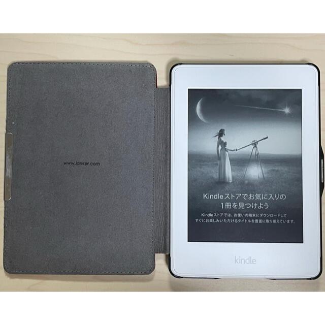Amazon Kindle Paperwhite 32GB マンガモデル 広告有 スマホ/家電/カメラのPC/タブレット(電子ブックリーダー)の商品写真